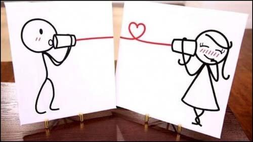 dibujo-de-amor-a-distancia